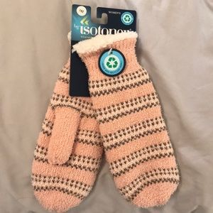 💗Women's Isotoner mittens | recycled yarn💗